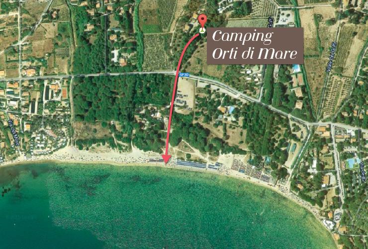 Orti di Mare: a due passi dal mare