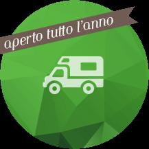 Sosta Camper low cost Orti di Mare