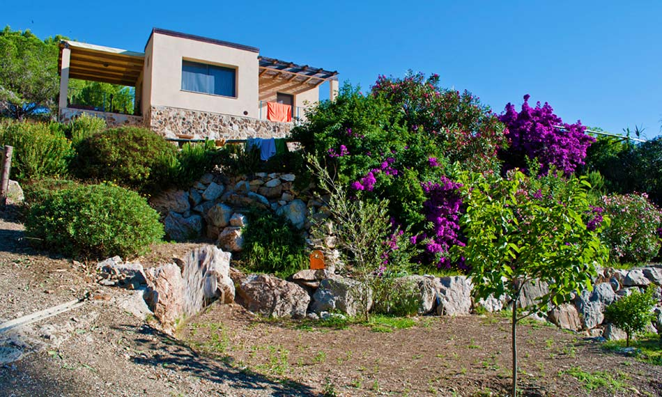 Apartment surrounded by nature, a stone's throw from the sea. Camping Orti di Mare, Elba - Italy