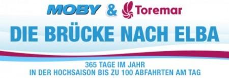Moby Toremar Fähre buchen