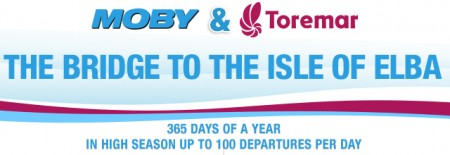 Book your MOBY & TOREMAR ferry